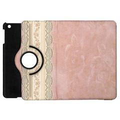 Guestbook Background Victorian Apple iPad Mini Flip 360 Case