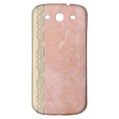 Guestbook Background Victorian Samsung Galaxy S3 S III Classic Hardshell Back Case