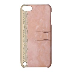 Guestbook Background Victorian Apple iPod Touch 5 Hardshell Case with Stand