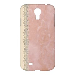 Guestbook Background Victorian Samsung Galaxy S4 I9500/I9505 Hardshell Case