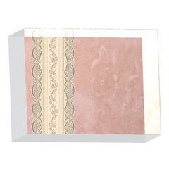 Guestbook Background Victorian 5 x 7  Acrylic Photo Blocks