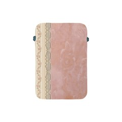 Guestbook Background Victorian Apple iPad Mini Protective Soft Cases