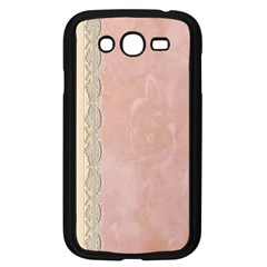 Guestbook Background Victorian Samsung Galaxy Grand DUOS I9082 Case (Black)