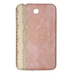 Guestbook Background Victorian Samsung Galaxy Tab 3 (7 ) P3200 Hardshell Case