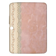 Guestbook Background Victorian Samsung Galaxy Tab 3 (10.1 ) P5200 Hardshell Case