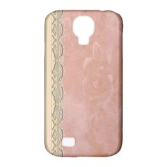 Guestbook Background Victorian Samsung Galaxy S4 Classic Hardshell Case (PC+Silicone)