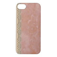 Guestbook Background Victorian Apple iPhone 5S/ SE Hardshell Case