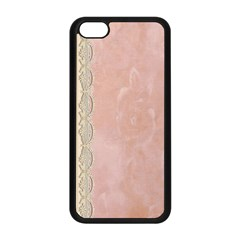 Guestbook Background Victorian Apple iPhone 5C Seamless Case (Black)