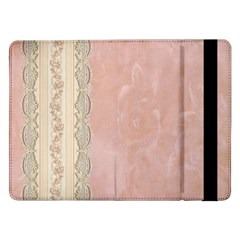 Guestbook Background Victorian Samsung Galaxy Tab Pro 12.2  Flip Case