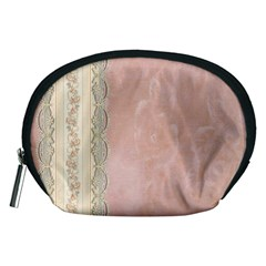 Guestbook Background Victorian Accessory Pouches (Medium)