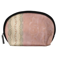 Guestbook Background Victorian Accessory Pouches (Large)
