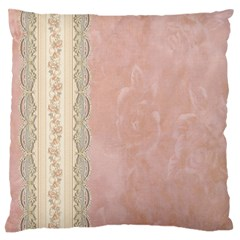 Guestbook Background Victorian Standard Flano Cushion Case (Two Sides)