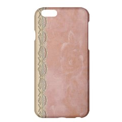 Guestbook Background Victorian Apple iPhone 6 Plus/6S Plus Hardshell Case