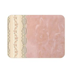 Guestbook Background Victorian Double Sided Flano Blanket (Mini)