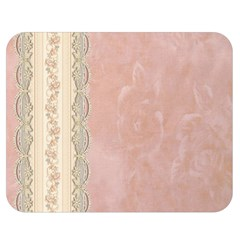 Guestbook Background Victorian Double Sided Flano Blanket (Medium)