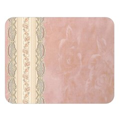 Guestbook Background Victorian Double Sided Flano Blanket (Large)