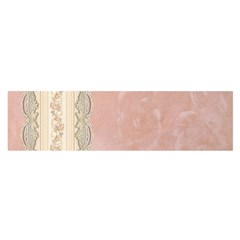 Guestbook Background Victorian Satin Scarf (Oblong)