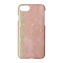 Guestbook Background Victorian Apple iPhone 7 Hardshell Case