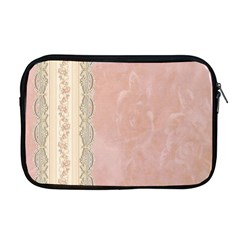 Guestbook Background Victorian Apple MacBook Pro 17  Zipper Case