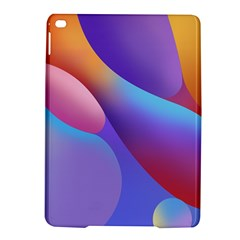 Color Orange Copy iPad Air 2 Hardshell Cases