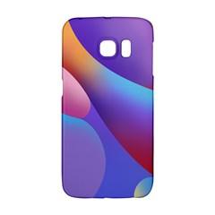 Color Orange Copy Galaxy S6 Edge