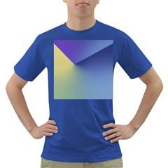 Purple Yellow Dark T-Shirt