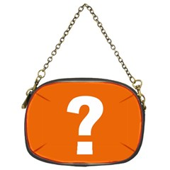 Question Mark Chain Purses (Two Sides)