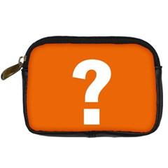 Question Mark Digital Camera Cases