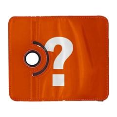Question Mark Galaxy S3 (flip/folio)