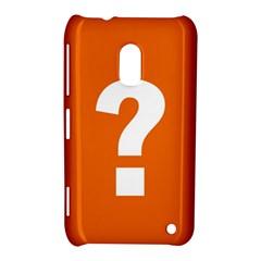 Question Mark Nokia Lumia 620