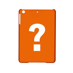 Question Mark iPad Mini 2 Hardshell Cases