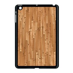 Parquet Floor Apple iPad Mini Case (Black)