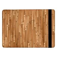 Parquet Floor Samsung Galaxy Tab Pro 12.2  Flip Case