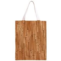 Parquet Floor Classic Light Tote Bag