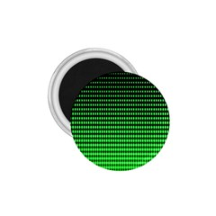 Neon Green And Black Halftone Copy 1.75  Magnets