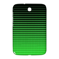 Neon Green And Black Halftone Copy Samsung Galaxy Note 8.0 N5100 Hardshell Case