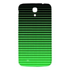 Neon Green And Black Halftone Copy Samsung Galaxy Mega I9200 Hardshell Back Case
