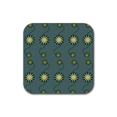 Repeat Rubber Square Coaster (4 pack)