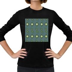 Repeat Women s Long Sleeve Dark T-Shirts