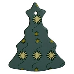 Repeat Christmas Tree Ornament (2 Sides)