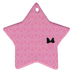 Ribbon Headbands Ornament (Star)