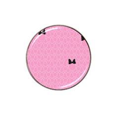 Ribbon Headbands Hat Clip Ball Marker (4 pack)