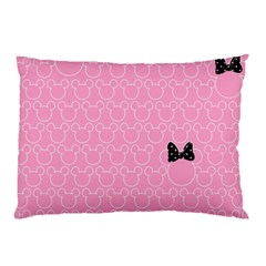 Ribbon Headbands Pillow Case (Two Sides)