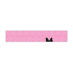Ribbon Headbands Flano Scarf (Mini)