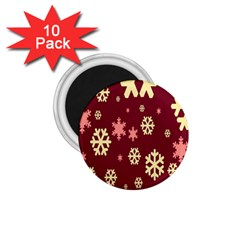 Red Resolution Version 1 75  Magnets (10 Pack)