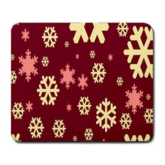 Red Resolution Version Large Mousepads