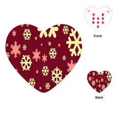 Red Resolution Version Playing Cards (Heart)