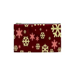 Red Resolution Version Cosmetic Bag (Small)