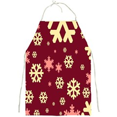 Red Resolution Version Full Print Aprons