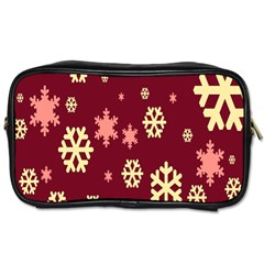 Red Resolution Version Toiletries Bags 2-Side
